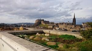 Edinburgh från museet