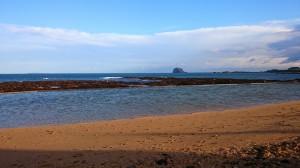 Mer hav i North Berwick
